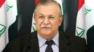 وفاة رئيس جمهورية العراق السابق جلال طالباني