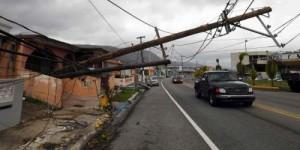 الاعصار نايت يصل الى سواحل الولايات المتحدة