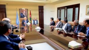 جامعة عمان الاهلية تستقبل وفدا يمنيا لبحث التعاون الاكاديمي والطلابي