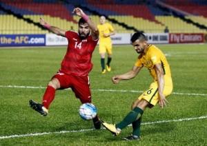 أستراليا تنهي بصعوبة حلم سوريا في التأهل لكأس العالم