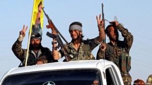 قوات سوريا الديموقراطية تسيطر على مدينة الرقة
