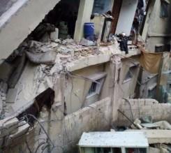 تعويض متضرري انهيارات الجوفة بمساكن جديدة