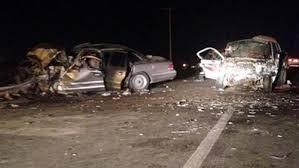 ثلاثة وفيات بحادث تصادم بين منطقة الحسا وجرف الدراويش في الطفيلة