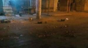 مشاجرة عشائرية في إربد وتكسير محال تجارية