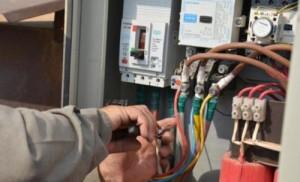 تورط 3 موظفين من شركة الكهرباء بقضية