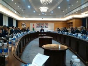 الملقي: قوائم الإعفاءات الجمركية مع العراق انتهت