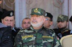 نجاة قائد قوى الاجهزة الامنية في غزة من محاولة اغتيال