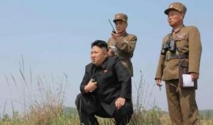 امريكا تهدد كوريا الشمالية