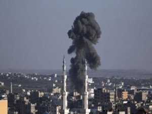 6 شهداء من السرايا والقسام في قصف نفق جنوب غزة