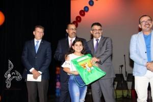 مدارس الجامعة الثانوية الأولى تحصد سبع جوائز في مهرجان الإبداع الطفولي الثاني