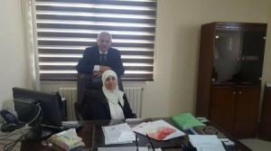 النائب صالح العرموطي يفتقد زوجته ...فيرثيها بهذه الكلمات المؤثرة