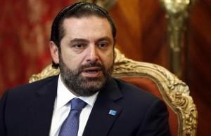 الحريري يعلن من الرياض استقالته من رئاسة الحكومة اللبنانية