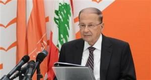 الرئيس اللبناني يعلن عدم قبوله استقالة الحريري