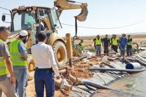 تغريم أكبر سارق للكهرباء في الأردن