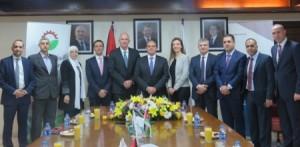 البوتاس العربية وبنك ABC الأردن يوقعان اتفاقية لتمويل مشروع الشركة لتوليد الطاقة الكهربائية