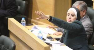 النائب بني مصطفى تنسحب لصالح الخزاعلة لمنصب النائب الثاني
