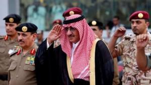 السعودية تجمد حسابات للأمير محمد بن نايف