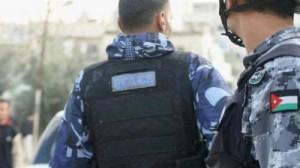 اصابة رجل امن بعيار ناري في اربد