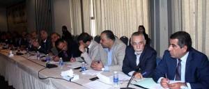 مجلس العاصمة يقر تسمية اعضاء 6 لجان