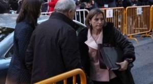 الإفراج عن رئيسة برلمان كتالونيا بكفالة مالية