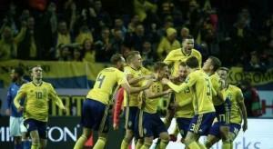 بعد 60 عاما .. السويد تحرم ايطاليا من الوصول لكأس العالم ٢٠١٨