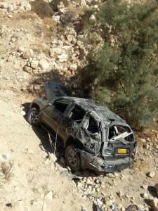 وفاتان و6 اصابات بتدهور مركبة في شارع الأردن