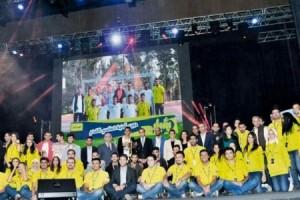 جامعة عمان الأهلية تحقق المركز الثاني في بطولة أمنية لخماسي كرة القدم
