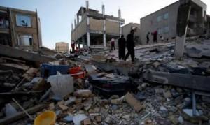 زلزال يضرب شمال العراق