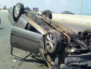 5 وفيات بحادث تدهور وتصادم في الازرق