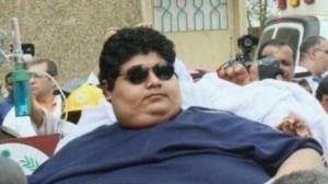 بالصور .. من 610 كيلو إلى 68.. شاهد كيف أصبح أضخم شاب سعودي!