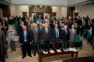 حقوق عمان الأهلية تستضيف مسابقة المحاكمات الصورية في القانون الدولي بمشاركة 13 جامعة