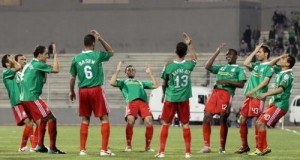 الوحدات يقع بفخ التعادل امام اليرموك في الدوري