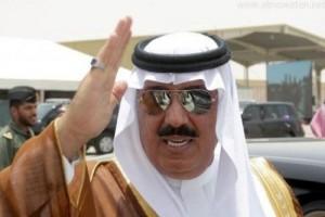 الافراج عن الامير متعب بن عبدالله