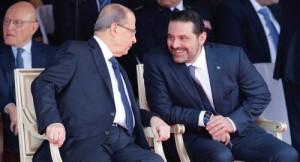 عون: الحريري باق رئيسا للوزراء والأزمة السياسية ستحل خلال أيام