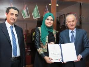 جامعة عمان الاهلية تحصل على شهادة ضمان الجودة من هيئة اعتماد مؤسسات التعليم العالي