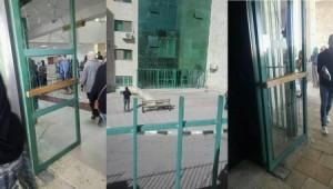بالفيديو والصور ...لحظة دخول الملثمين الى إحدى الكليات خلال مشاجرة في جامعة اليرموك