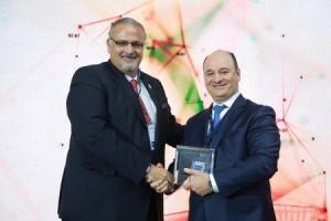 مؤتمر المدفوعات الخامس يكرم بنك القاهرة عمان على رياديته في تقديم خدمات الدفع الالكتروني