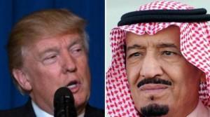 الملك سلمان لترمب: نقل السفارة للقدس مستفز للمسلمين