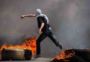 اصابات بمواجهات في الضفة الغربية