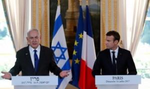 ماكرون يصدّ نتنياهو: نرفض قرار ترمب