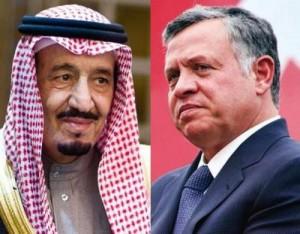 قمة أردنية سعودية في الرياض اليوم