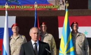 روسيا: لا حاجة لقواتنا بعد أن