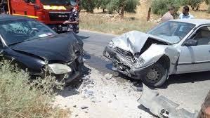 وفاة شخص وإصابة (2) آخرين اثر حادث تصادم في المفرق