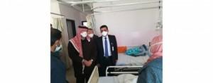 الشياب : 6 إصابات بانفلونزا الخنازير H1N1 في مستشفى معان الحكومي وحالتهم جيدة