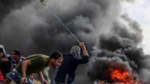 11 شهيدا فلسطينيا منذ اعلان ترمب