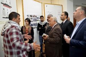 جامعة عمان الأهلية تنظم معرض