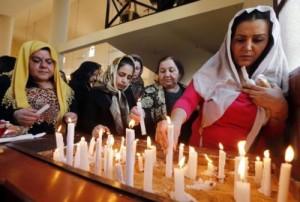 10 الاف مهجر عراقي مسيحي في الاردن