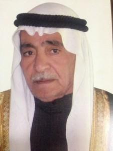 ذكرى وفاة الشيخ راجح حبوش من وجهاء اربد