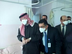 وزير الصحة: عدد المصابين بـ H١N١  متغير وقد يكون هناك وفيات
