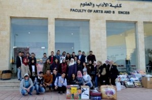 عمان الاهلية تبدأ حملات الشتاء